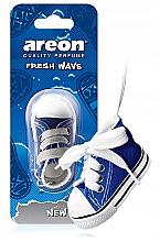 Voňavky, Parfémy, kozmetika Osviežovač vzduchu do auta - Areon Fresh Wave New Car