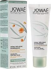 Voňavky, Parfémy, kozmetika Výživný bohaty krém na tvár - Jowae Nourishing Very Rich Cream