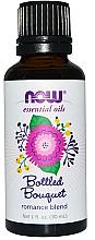 """Voňavky, Parfémy, kozmetika Esenciálny olej """"Romantická zmes. Kytica z olejovej zmesi"""" - Now Foods Essential Oils Bottled Bouquet Oil Blend"""