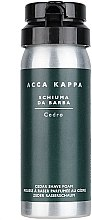 Voňavky, Parfémy, kozmetika Pena na holenie - Acca Kappa Cedro
