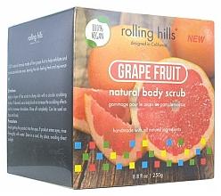"Voňavky, Parfémy, kozmetika Scrub na telo ""Grapefruit"" - Rolling Hills Gommage Corps Naturel"