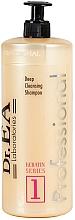Voňavky, Parfémy, kozmetika Hĺbkovo čistiaci šampón - Dr.EA Keratin Series 1 Deep Cleansing Shampoo
