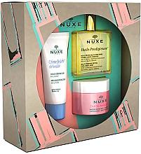 Voňavky, Parfémy, kozmetika Sada - Nuxe Discovery Box (oil/50ml + mask/50ml + cr/30ml)