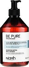 Voňavky, Parfémy, kozmetika Šampón pre mastné vlasy - Niamh Hairconcept Be Pure Detox Shampoo