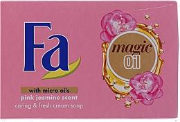 Voňavky, Parfémy, kozmetika Krém-mydlo - Fa Magic Oil Pink Jasmine Cream Soap
