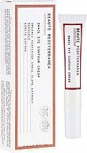 Voňavky, Parfémy, kozmetika Očný kontúrový krém so slimákovým sekrétom - Beaute Mediterranea Snail Eye Contour
