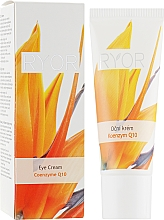Voňavky, Parfémy, kozmetika Očný krém - Ryor Coenzyme Q10 Eye Cream