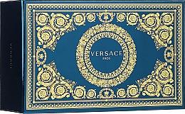 Voňavky, Parfémy, kozmetika Versace Eros - Sada (bag + edt/100ml + edt/10ml)