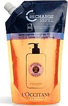 "Voňavky, Parfémy, kozmetika Tekuté mydlo ""Levanduľa"" - L'Occitane Lavande Liquid Soap (doy pack)"