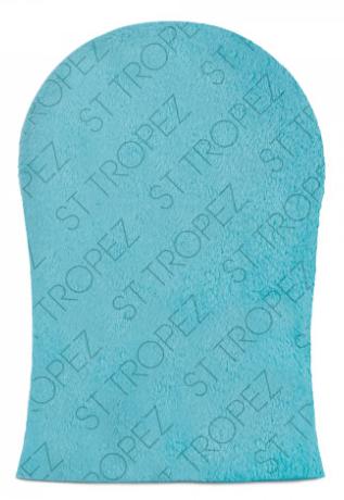 Sametové rukavice na opaľovanie - St. Tropez Velvet Luxe Tan Applicator Mitt