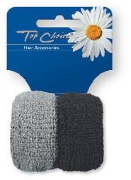 Gumička do vlasov 2 ks, 66481 - Top Choice — Obrázky N1