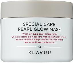 Voňavky, Parfémy, kozmetika Hlinená maska na tvár - Klavuu Special Care Pearl Glow Mask