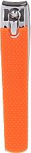 Voňavky, Parfémy, kozmetika Kliešte na nechty, 76954, L, oranžové - Top Choice Colours Nail Clippers