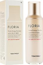 Voňavky, Parfémy, kozmetika Emulzia na tvár - Tony Moly Floria Nutra-Energy Emulsion