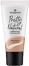 Voňavky, Parfémy, kozmetika Make-up - Essence Pretty Natural Hydrating Foundation