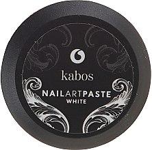 Voňavky, Parfémy, kozmetika Pasta na dizajn nechtov - Kabos Nail Art Paste