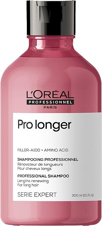 Šampón na regeneráciu vlasov po celej dĺžke - L'Oreal Professionnel Pro Longer Lengths Renewing Shampoo