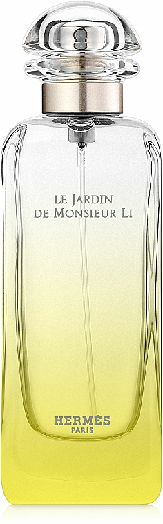 Hermes Le Jardin de Monsieur Li - Toaletná voda