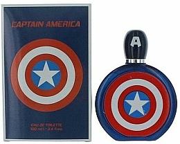 Voňavky, Parfémy, kozmetika Marvel Captain America - Toaletná voda