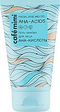 """Voňavky, Parfémy, kozmetika Gél na tvár """"AHA-kyseliny"""" - Cafe Mimi Facial Peeling Gel AHA-Acids"""