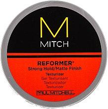 Voňavky, Parfémy, kozmetika Textúrový krémový gél silná fixácia - Paul Mitchell Mitch Reformer Texturizer