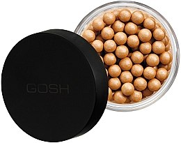 Voňavky, Parfémy, kozmetika Kompaktný púder v perlách - Gosh Pearl Glow