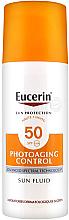 Voňavky, Parfémy, kozmetika Anti-aging fluid s SPF ochranou - Eucerin Sun Protection Photoaging Control Sun Fluid SPF 50