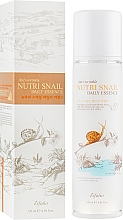 Voňavky, Parfémy, kozmetika Výživná esencia so slimačím slizom - Esfolio Nutri Snail Daily Essence