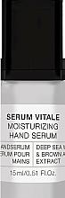 Voňavky, Parfémy, kozmetika Sérum na ruky - Alessandro International Spa Serum Vitale Moisturizing Hand Serum