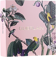 Voňavky, Parfémy, kozmetika Guerlain Mon Guerlain - Sada (edp/50ml + b/lot/75ml + sh/gel/75ml)