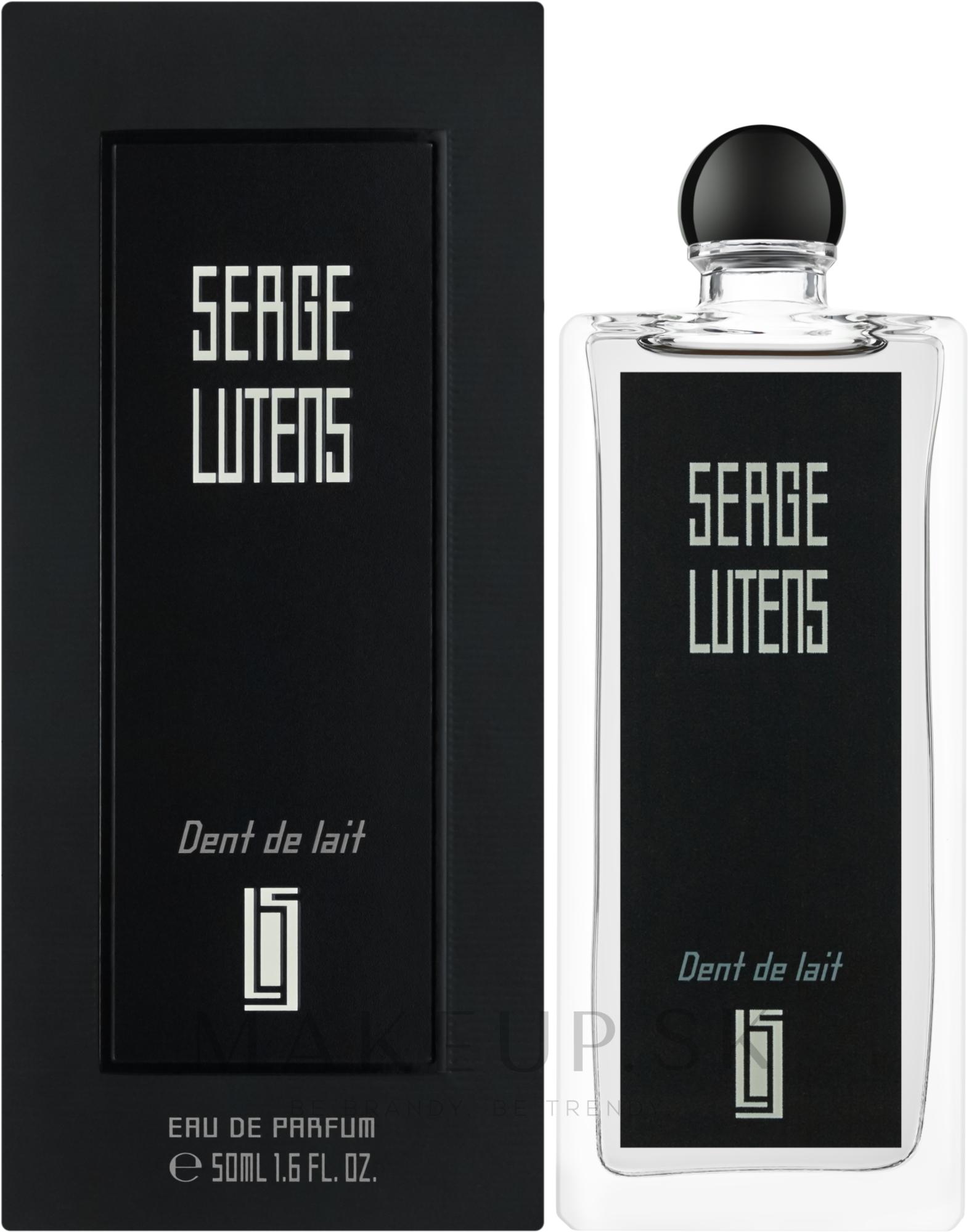 Serge Lutens Dent De Lait - Parfumovaná voda — Obrázky 50 ml