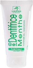 "Voňavky, Parfémy, kozmetika Zubná pasta gél ""Mint s xylitolom"" - Naturado Gel Dentifrice Bio Toothpaste Mint"