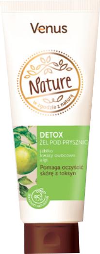 Sprchový gél Detox - Venus Nature
