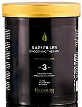 Voňavky, Parfémy, kozmetika Maska, krok 3 - Salerm Kaps Filler Smoothing Smoothing Therapy 3 Mask