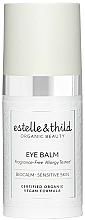 Voňavky, Parfémy, kozmetika Balzam na viečka - Estelle & Thild BioCalm Eye Balm