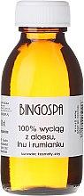 Voňavky, Parfémy, kozmetika Extrakt aloe, ľanu a harmančeka 100% - BingoSpa