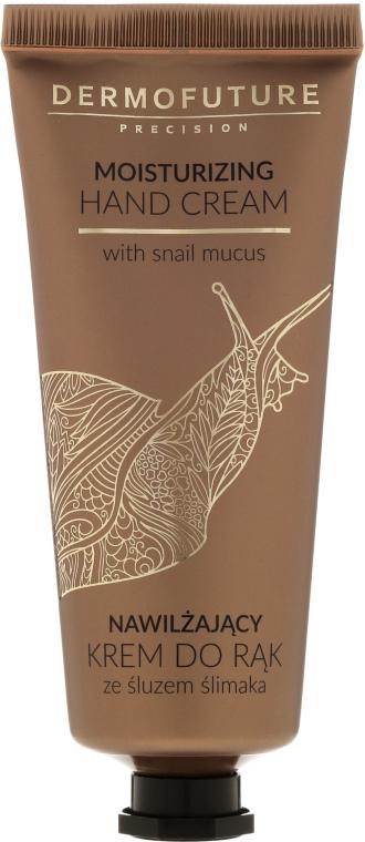Hydratačný krém na ruky - Dermofuture Moisturizing Hand Cream
