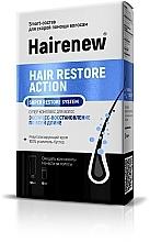 Voňavky, Parfémy, kozmetika Inovatívny komplex na vlasy Expresná regenerácia - Hairenew Hair Restore Action Super Restore System