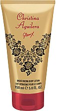 Voňavky, Parfémy, kozmetika Christina Aguilera Glam X Body Lotion - Telové mlieko