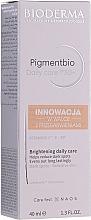 Voňavky, Parfémy, kozmetika Krém na tvár - Bioderma Pigmentbio Daily Care Brightening Daily Care SPF 50+