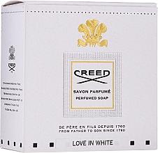 Voňavky, Parfémy, kozmetika Creed Love In White Perfumed Soap - Parfumované mydlo