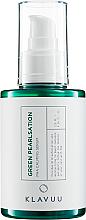 Voňavky, Parfémy, kozmetika Upokojujúce sérum na tvár - Klavuu Green Pearlsation Pha Calming Serum