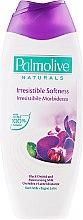 """Voňavky, Parfémy, kozmetika Kúpeľové mlieko """"Čierna orchidea"""" - Palmolive Naturals Irrestible Softness Bath Milk"""
