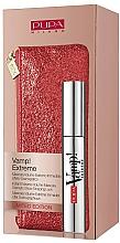 Voňavky, Parfémy, kozmetika Sada - Pupa Vamp! Mascara Extereme Volume (mascara/12ml + bag)