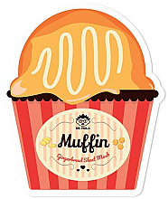 Voňavky, Parfémy, kozmetika Maska na tvár - Dr. Mola Muffin Gingerbread Sheet Mask