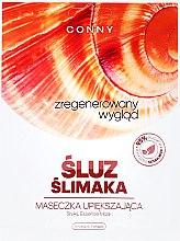 "Voňavky, Parfémy, kozmetika Maska na tvár ""Slimák"" - Conny Snail Essence Mask"