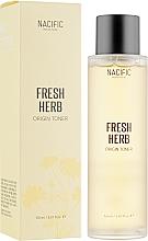 Voňavky, Parfémy, kozmetika Tonikum na tvár - Nacific Fresh Herb Origin Toner