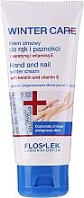Voňavky, Parfémy, kozmetika Zimný krém na ruky a nechty - Floslek Winter Care Hand And Nail Winter Cream