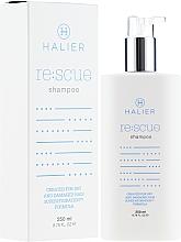 Voňavky, Parfémy, kozmetika Regeneračný šampón pre suché a poškodené vlasy - Halier Re:scue Shampoo