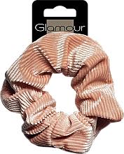 Voňavky, Parfémy, kozmetika Gumička do vlasov, 417672, hnedá - Glamour